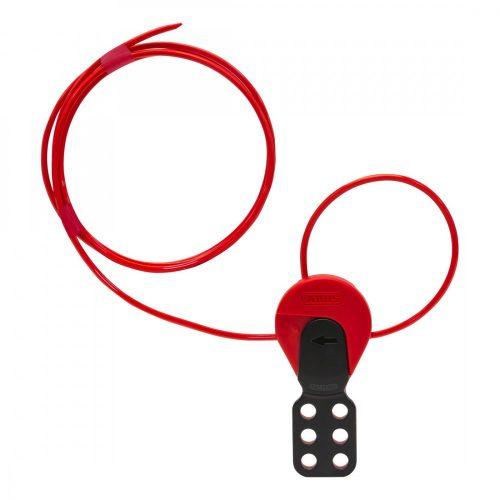 ABUS C526 LOTO munkavédelmi kábeles kizáró
