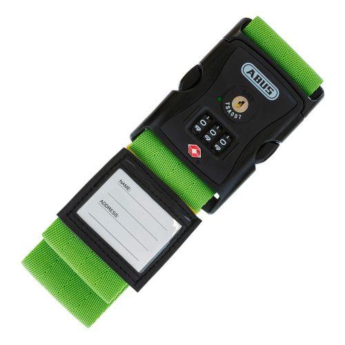 ABUS 620TSA/192 számzáras bőrönd heveder (poggyász lakat) - Zöld - 87659