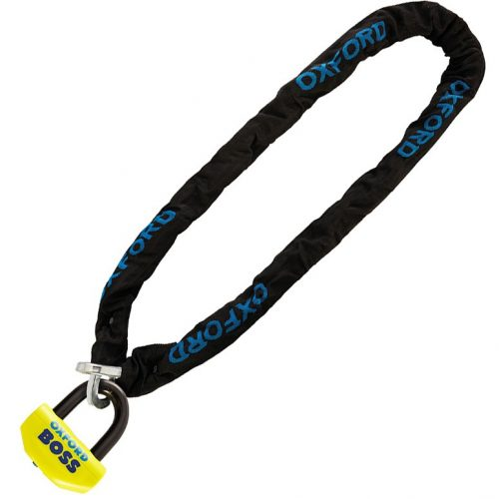 Oxford HD Chain 10/100 biztonsági láncos lakat