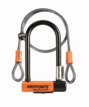 Kryptonite Evolution Mini-7 kerékpár u-lakat