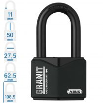 ABUS Granit 37/55HB50 SZP biztonsági lakat