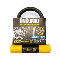 Onguard Bulldog Mini kerékpár u-lakat